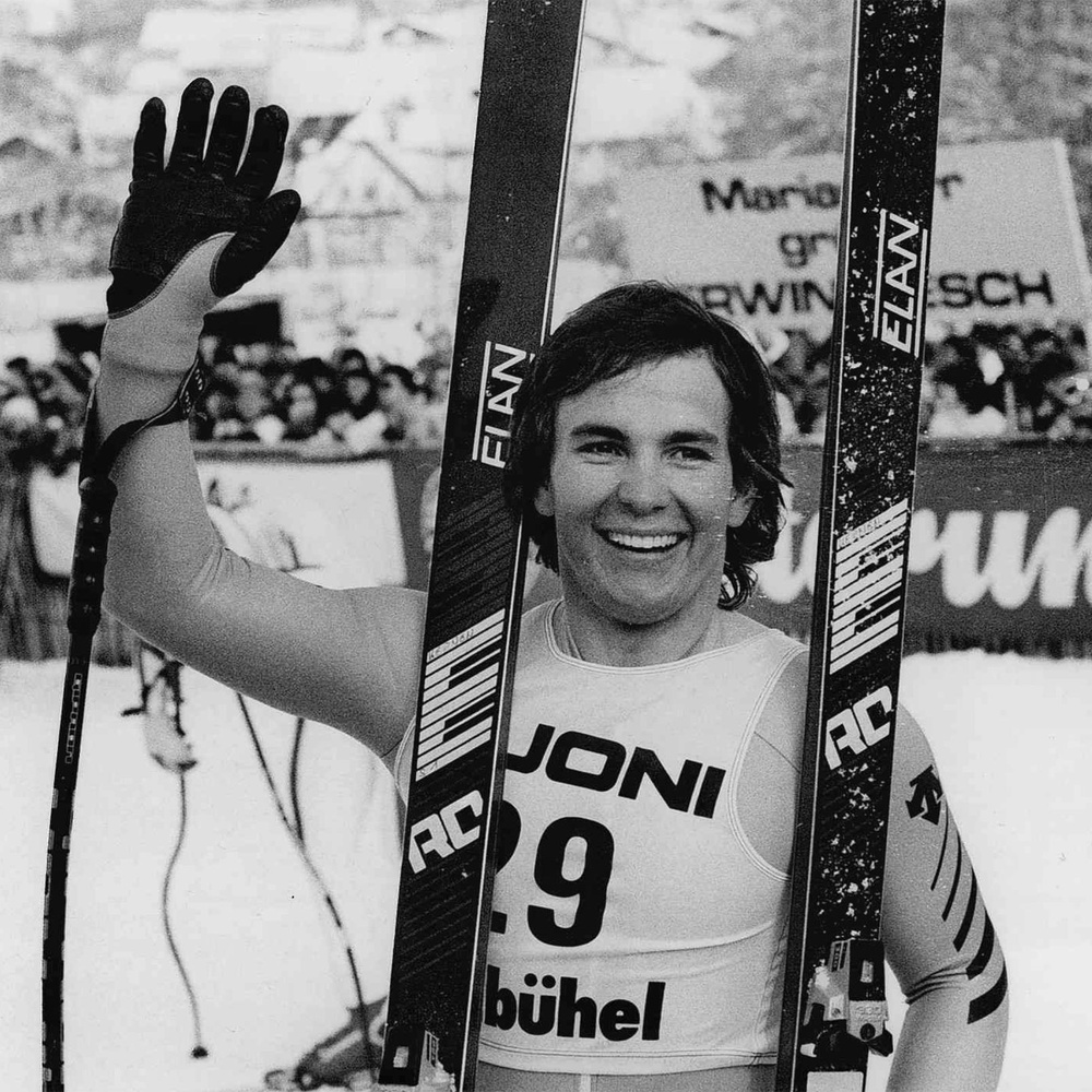 Get your skis on with Bruno Kernen